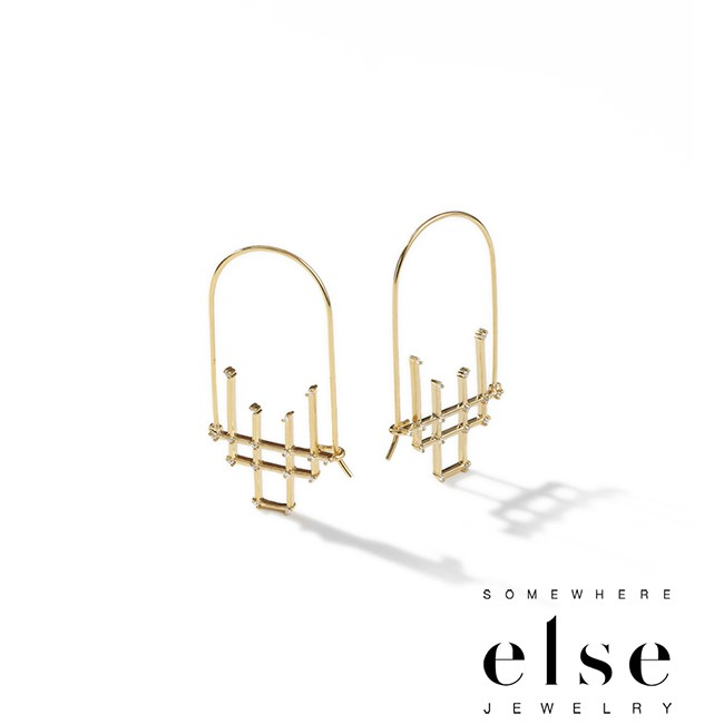 【SOMEWHERE ELSE】Holiday Earrings 04 耳環