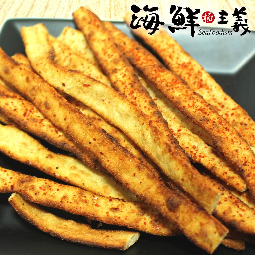 【海鮮主義】魷魚風味卷(160g/包)