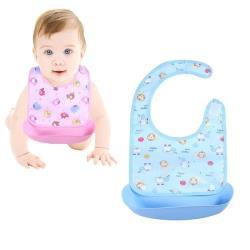 【粉嫩Baby】可拆式寶寶圍兜兜  (3入組)顏色隨機