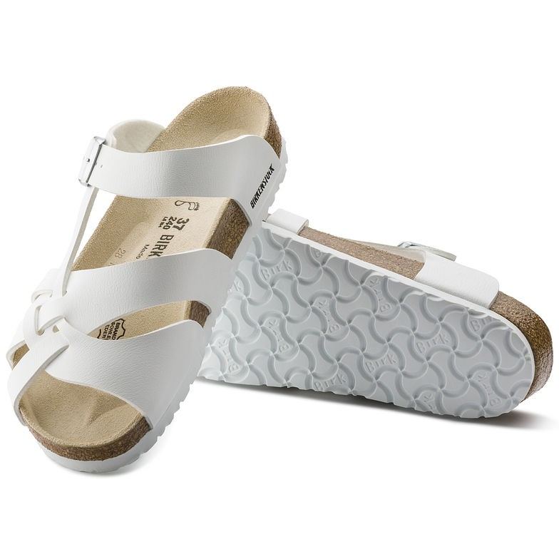 宜蘭勃肯 BIRKENSTOCK PISA 造型拖鞋 藍色 白色 黑色 三色