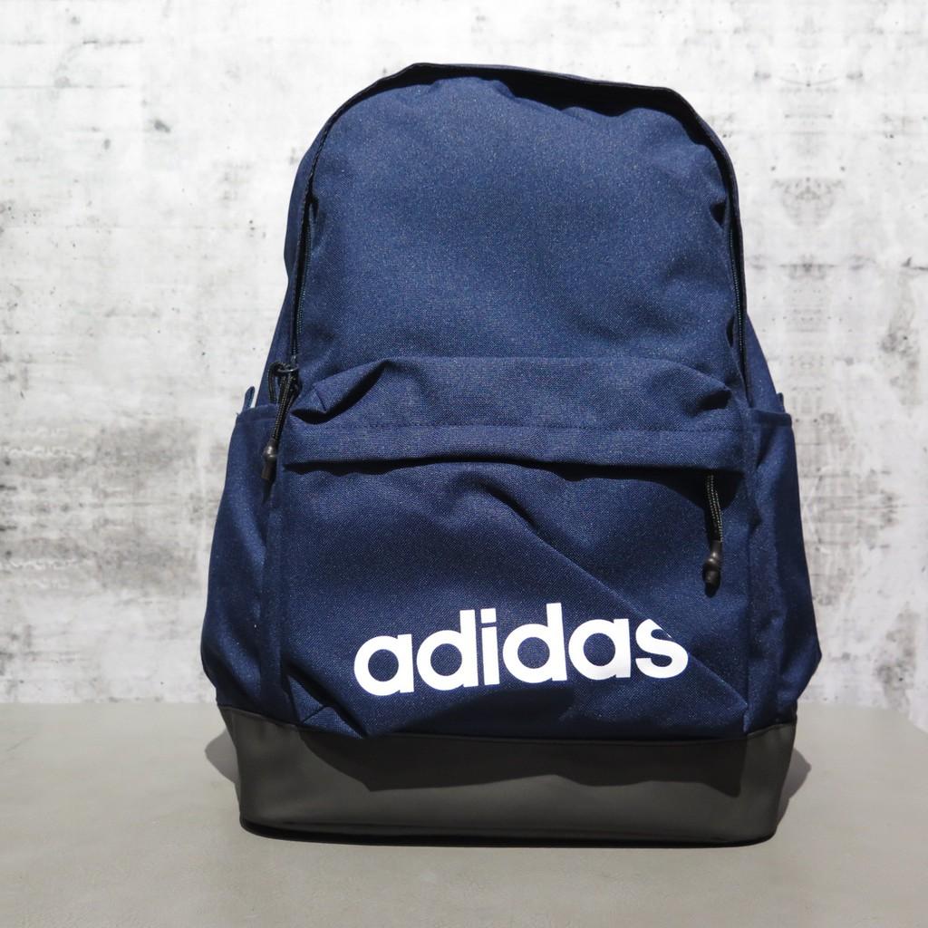 ADIDAS 雙肩後背包 DM6146 約31 X 48 X 18cm 深藍【iSport代購】
