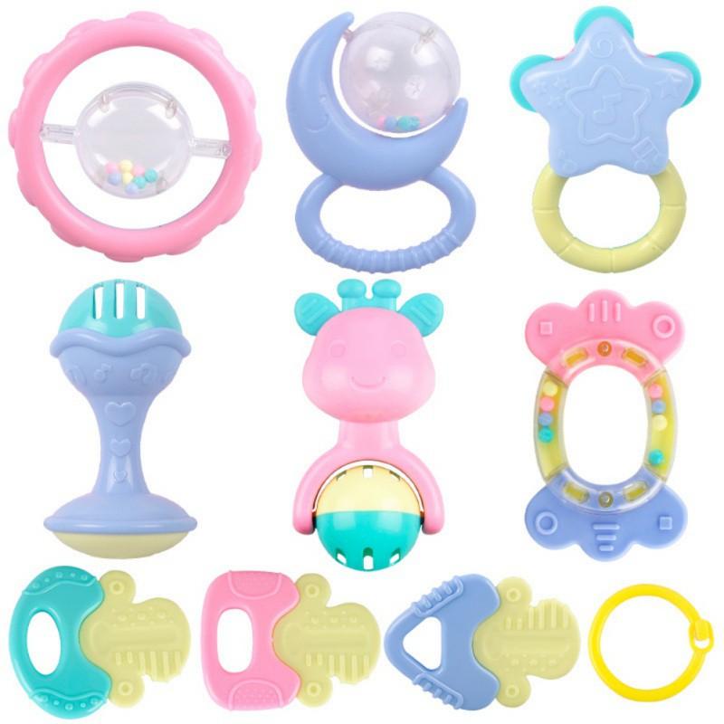 玩具大合輯 嬰兒牙膠玩具 兒童玩具 益智玩具 早教玩具 寶寶過家家廚房玩具 兒童DIY電動積木玩具【IU貝嬰屋】