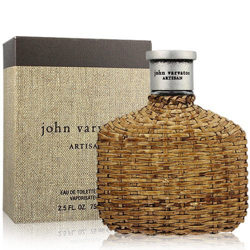 John Varvatos 工匠藤編男性淡香水(75ml) 設計大獎的著名設計師約翰‧瓦爾維多(John Varvatos)在2005年紐約時裝周中的作品包括男裝與女裝,展示了他的為重要稀有貴客量身訂