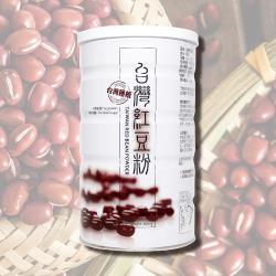 元豪食品 台灣紅豆粉600g
