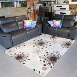 山德力Luxury Deco 耐磨高透氣親膚地毯-希臘170x240cm