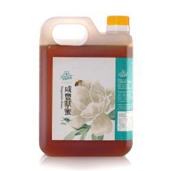 [宏基]咸豐草蜜(1800g/桶)