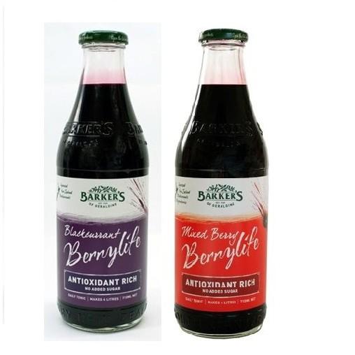 綠邦 巴可斯 黑醋栗綜合果汁/綜合莓果果汁 710ml/瓶 紐西蘭進口