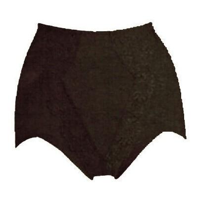 【華歌爾】高裾提臀短束褲(90號/優雅黑)
