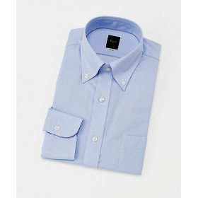 【SALE(伊勢丹)】<ビージーアール> ボタンダウンブルードビーシャツ(3048221517) サックス 【三越・伊勢丹/公式】