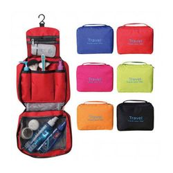 旅遊好方便掛式攜式洗漱包2入 A4630860