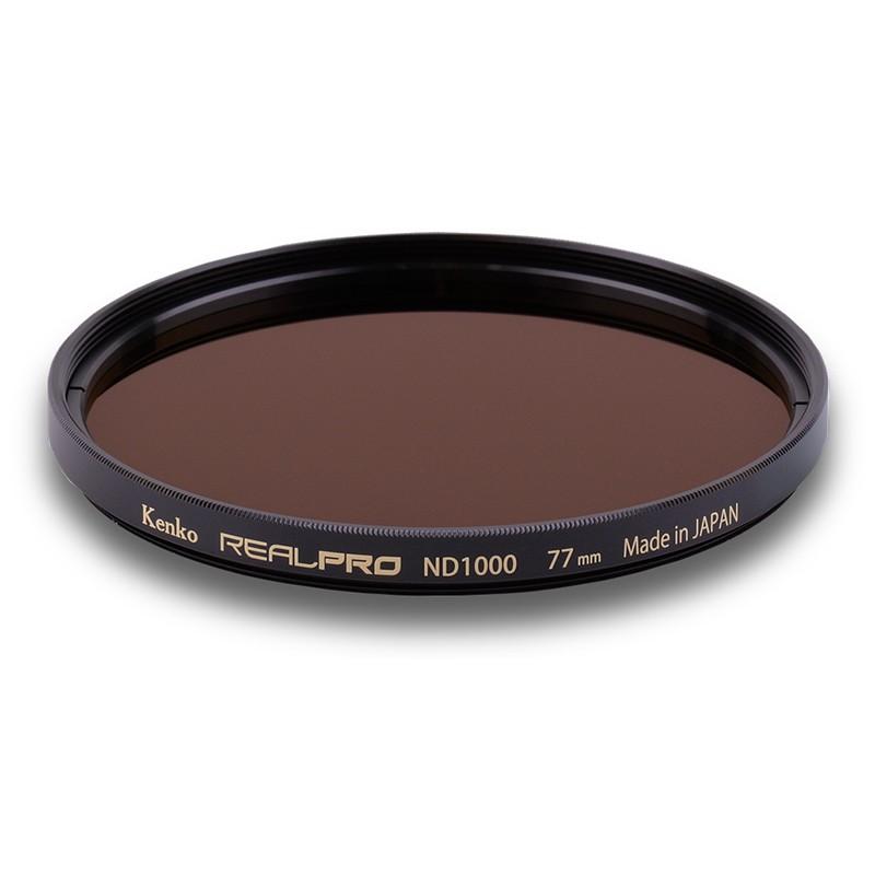 Kenko RealPRO ND1000 防水抗油汙多層膜減光鏡 減10格 相機專家 正成公司貨