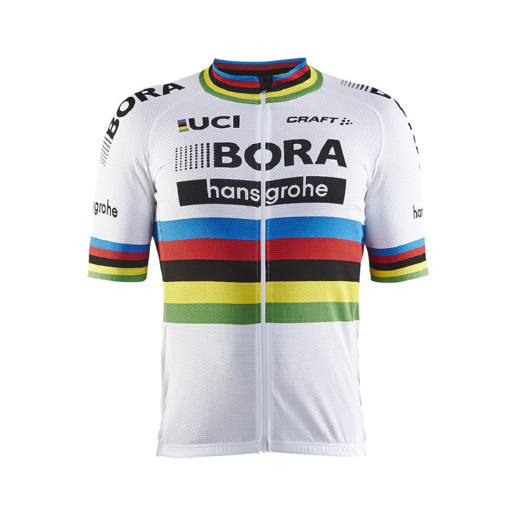CRAFT BORA Hansgrohe 短袖冠軍版自行車車衣 原價2800
