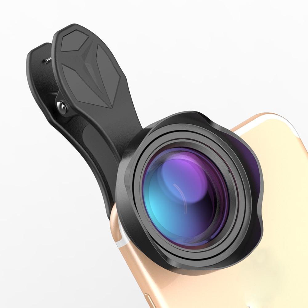 【保固1年】 Apexel APL-15mm 手機廣角鏡 專業手機鏡頭 手機外掛鏡頭 外掛夾具