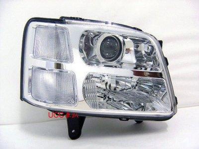 【UCC車趴】SUZUKI 鈴木 SOLIO / NIPPY  鍍鉻框 投射 晶鑽大燈 (TYC製) 一組4200
