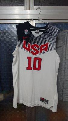 super popular be1f1 4d68a Nike Kyrie 1 2 3 4 燙印球衣651697-100 世界盃Jordan KD Curry ...