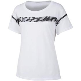 MIZUNO W Tシャツ 32MA8715 カラー:01 サイズ:XL