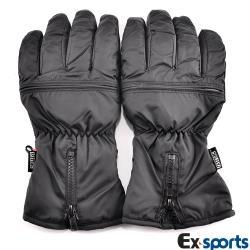Ex-sports 防水保暖手套 超輕量多功能(男款-7336)