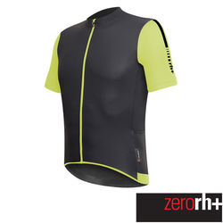 ZeroRH+ 義大利HERO Polartec®系列專業自行車衣(男) ●螢光黃、黑色●ECU0320