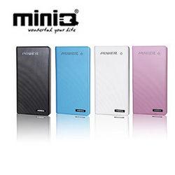 【miniQ】Touch 12000+雙輸出觸碰式行動電源