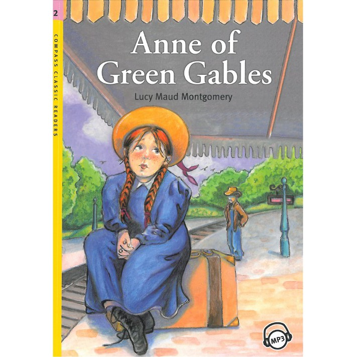 CCR2:Anne of Green Gables (with MP3)