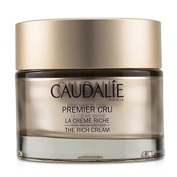 Caudalie 歐緹麗 全效葡萄晶皇乳霜(乾性肌膚適用) Premier Cru La Creme Riche 50ml/1.7oz - 保濕及護理