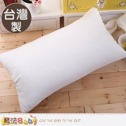 魔法Baby 枕頭 台灣製磨毛布壓縮枕心~id64-02
