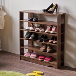 TZUMii加藤開放式五層鞋櫃