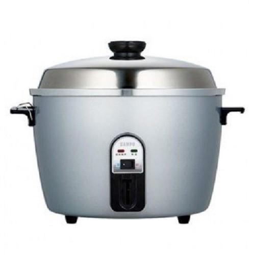 ◤A級福利品‧數量有限◢ SAMPO 聲寶15人份內鍋不鏽鋼電鍋 KH-QJ15A