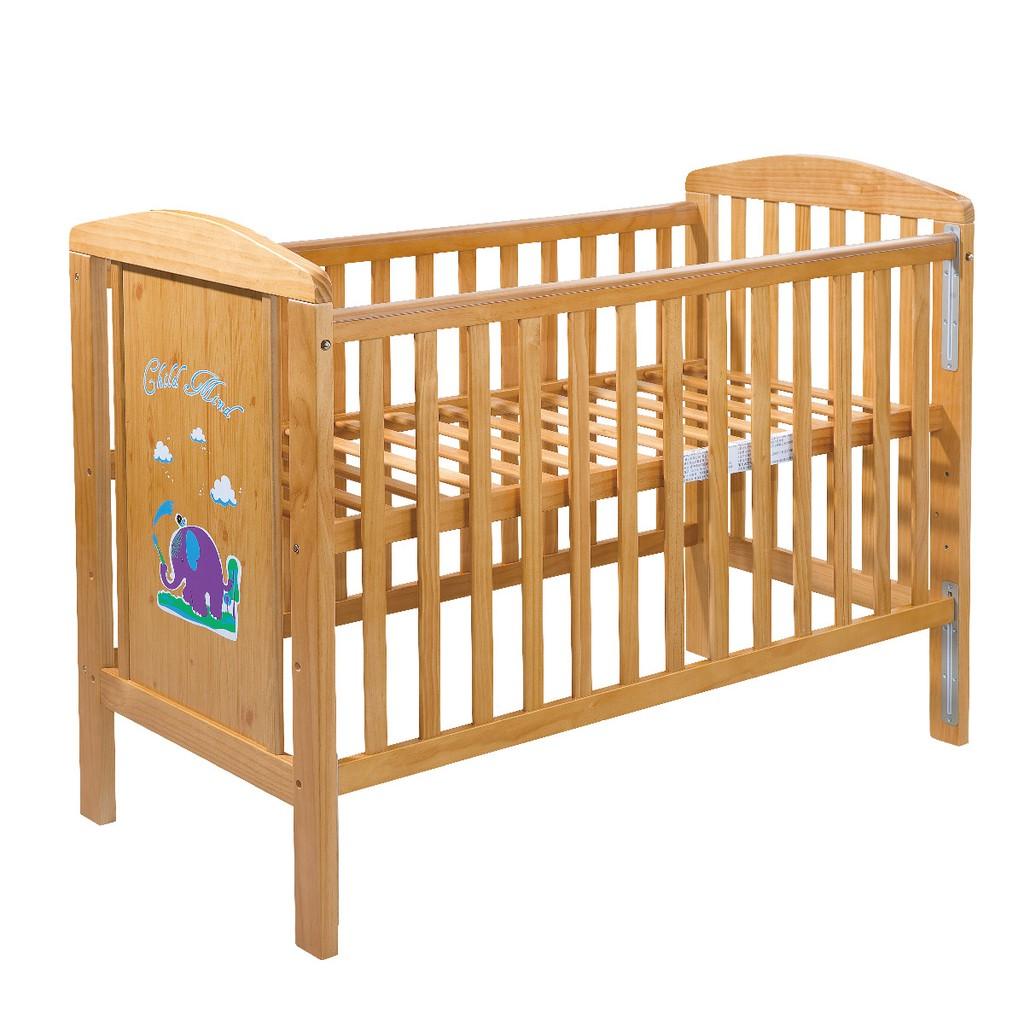 童心 Child Mind 小畫象三合一嬰兒中床【甜蜜家族】