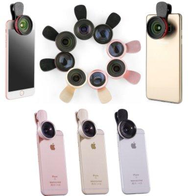 原廠公司貨 LQ031 超廣角 零 變形 0.6X 廣角鏡頭 手機鏡頭 自拍神器 無暗圈 無白點 iPhone