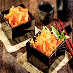華得水產 韓式泡菜魷魚絲110g