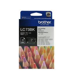 Brother LC73BK 原廠黑色墨水匣