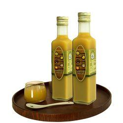 【奇香妙草】 Health Vinegar檸檬薑蒜蜜醋x24瓶(一箱)(不含外盒)