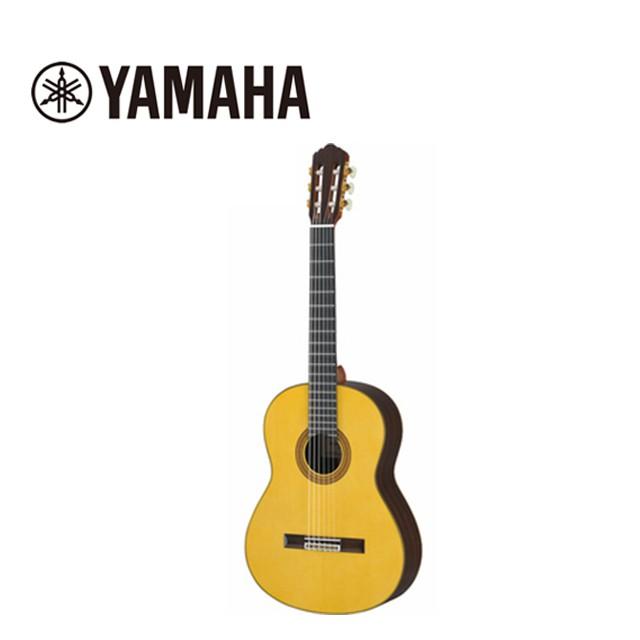 YAMAHA GC32S 高階手工訂製古典吉他【敦煌樂器】