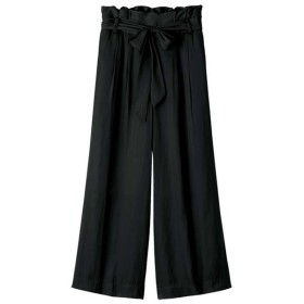 [マルイ] ウエストフリルデザインフレアーパンツ/ジーラ バイ リュリュ(ファッション)(RyuRyu)