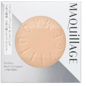 資生堂 マキアージュ パーフェクト マルチコンパクト 11 ピーチベージュ(レフィル) 9g
