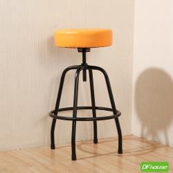 《DFhouse》麥肯基-泡棉旋轉吧椅