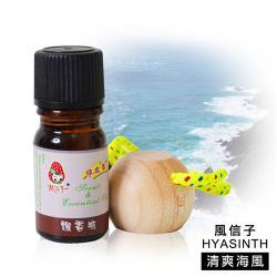 任-【風信子HYASINTH】專利香精油飄香瓶系列(香味_清爽海風)