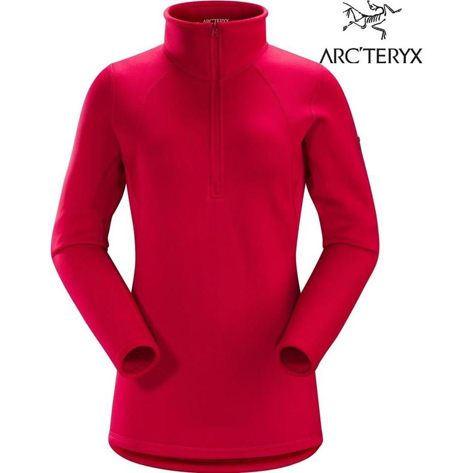 品名:Rho AR Zip Neck 11273重量:235 公克材質:Polartec Power Stretch 90% polyester, 10% elastaneStyle: 合身版型Act