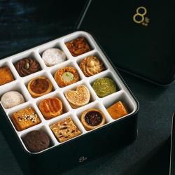 8%ice 經典法式手工餅乾禮盒   (黑/紅/ 藍 隨機出貨)