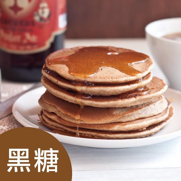 【期效至2021.03.01】日本 LEGUMES DE YOTEI 北海道產天然鬆餅粉-黑糖-180g【麗兒采家】