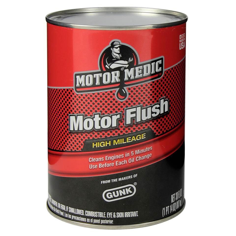 GUNK 五分鐘引擎油路清洗劑