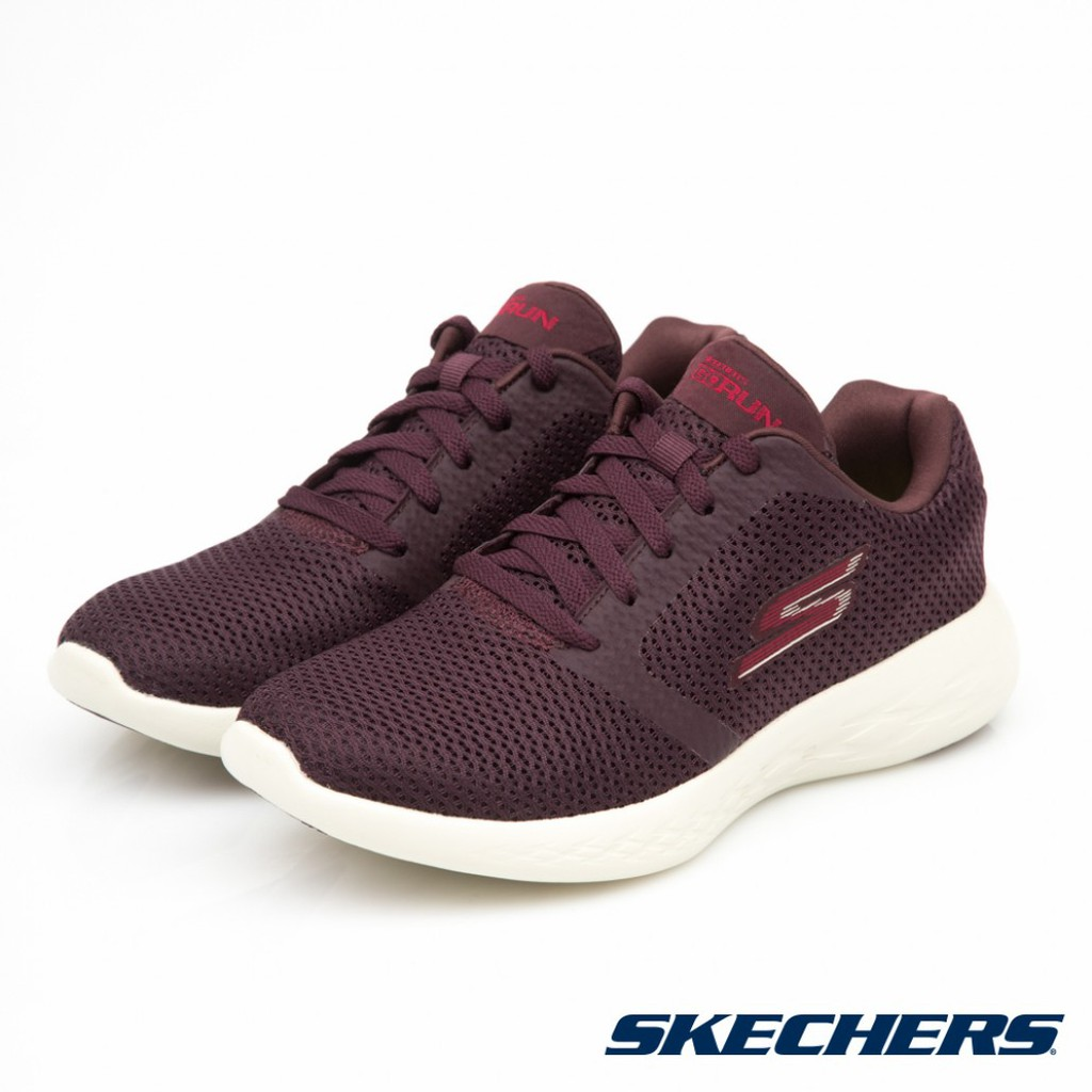 【SKECHERS】女 / GO RUN 600 跑步系列-15061-紫紅BURG / 原價2690元