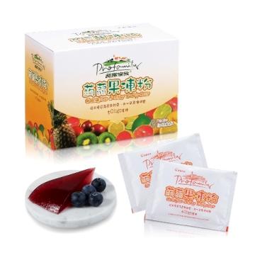 【普羅拜爾×普羅家族】蒟蒻果凍粉1入組(6包/盒)