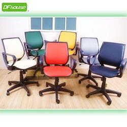 《DFhouse》盛夏驚爆價 格瑞絲高品質電腦椅 (透氣皮坐墊)*六色可選* 辦公椅 電腦椅 書桌 傢俱