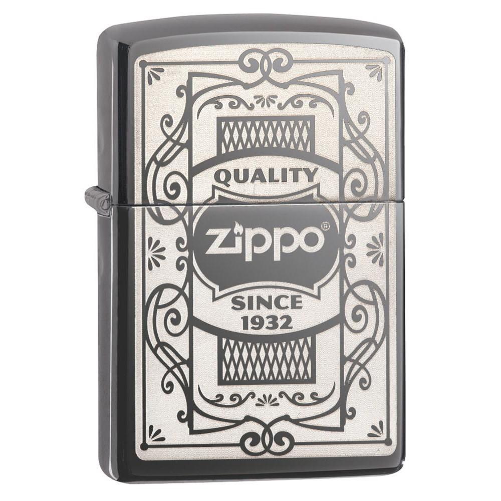 Zippo 29425燃油式打火機 煤油打火機 打火機 雷刻Zippo 【現貨】