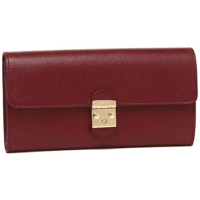 【返品OK】 フルラ 折財布 レディース FURLA 978745 PU37 ARE CGQ レッド
