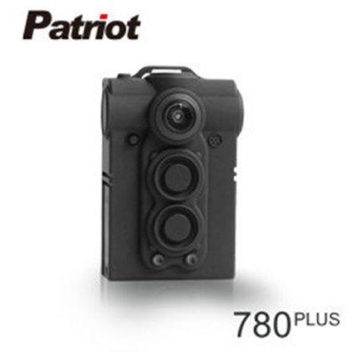 保固二年 內建64G 愛國者 780 PLUS 台灣製造 IPX7防水 隨身秘錄 行車記錄器 警察必備