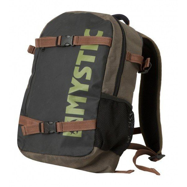 荷蘭衝浪品牌MYSTIC 運動背包 後背包 書包 公事包 大容量25升 衝浪 單車 登山 滑板 電腦包 旅行