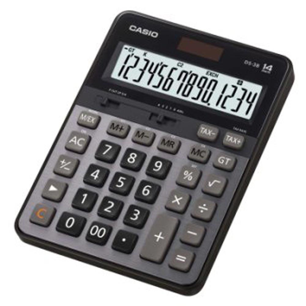 【CASIO】DS-3B 14位數 大型顯示幕 商用專業型 計算機正版宏崑公司貨